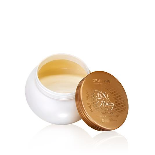 Mặt nạ tóc Milk & Honey Gold Hair Mask - 31710
