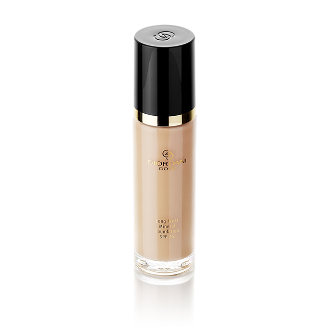 Kem nền Giordani Gold Long Wear Mineral Foundation SPF 15-31802