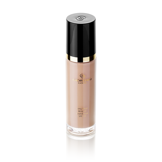 Kem nền Giordani Gold Long Wear Mineral Foundation SPF 15-31803