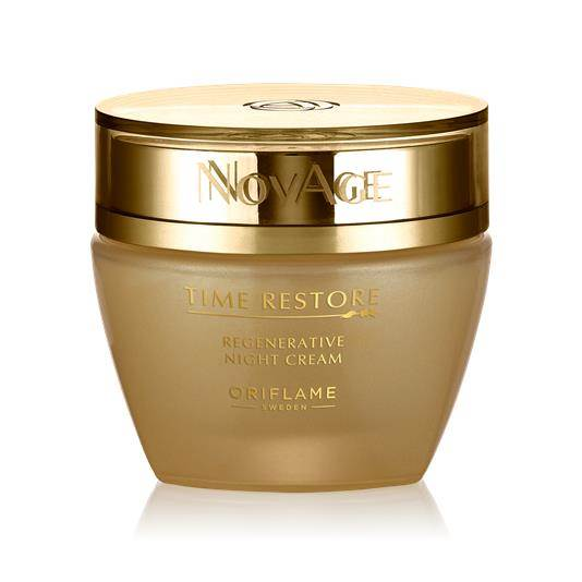 Kem dưỡng đêm Novage Time Restore Regenerative Night Cream - 32628