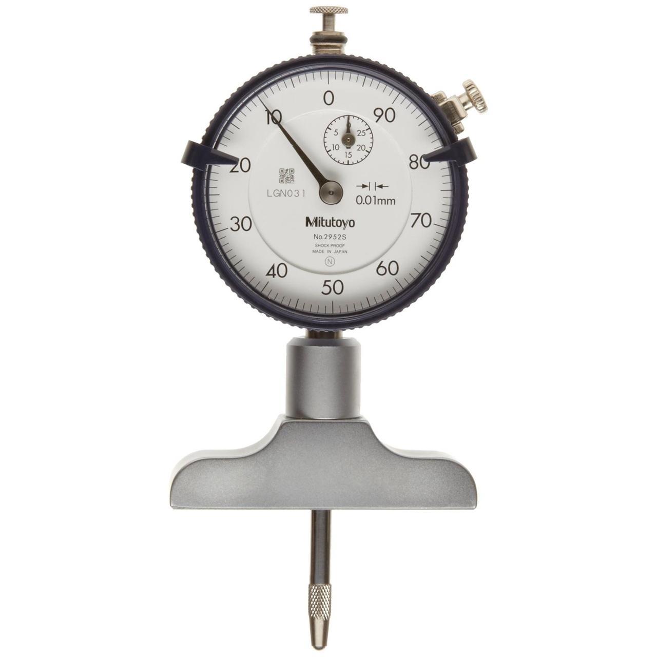 Đồng hồ đo sâu Mitutoyo