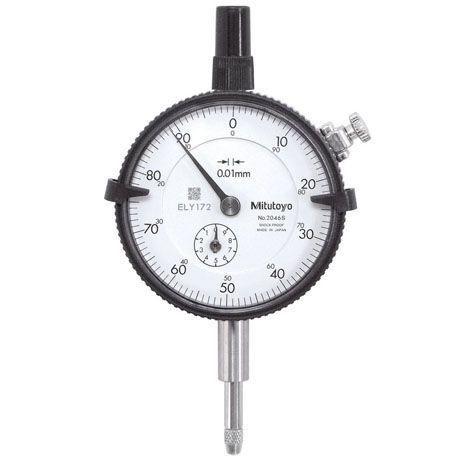 Đại lý buôn bán, cung cấp đồng hồ so thường Mitutoyo giá rẻ