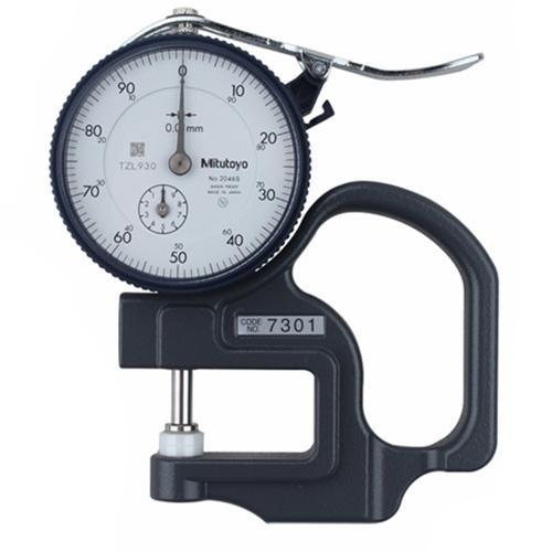 Thước đo độ dày Mitutoyo
