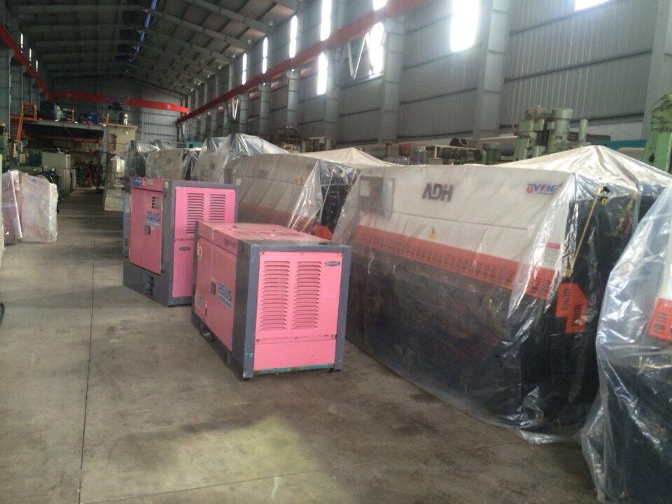 Nhà cung cấp máy chấn tôn WAD WC67Y/K/E số một
