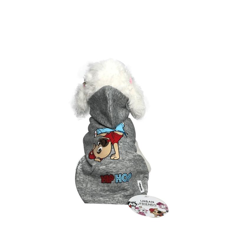 Áo Hoodie cho chó mèo Urban friends