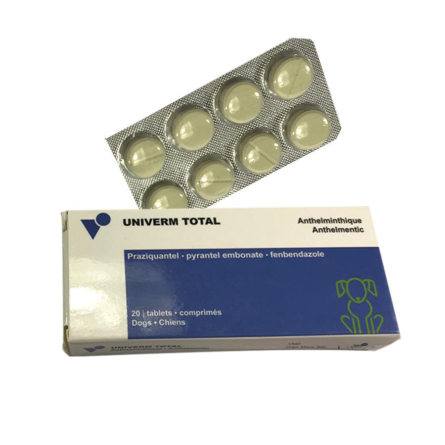 Thuốc tẩy giun Univerm