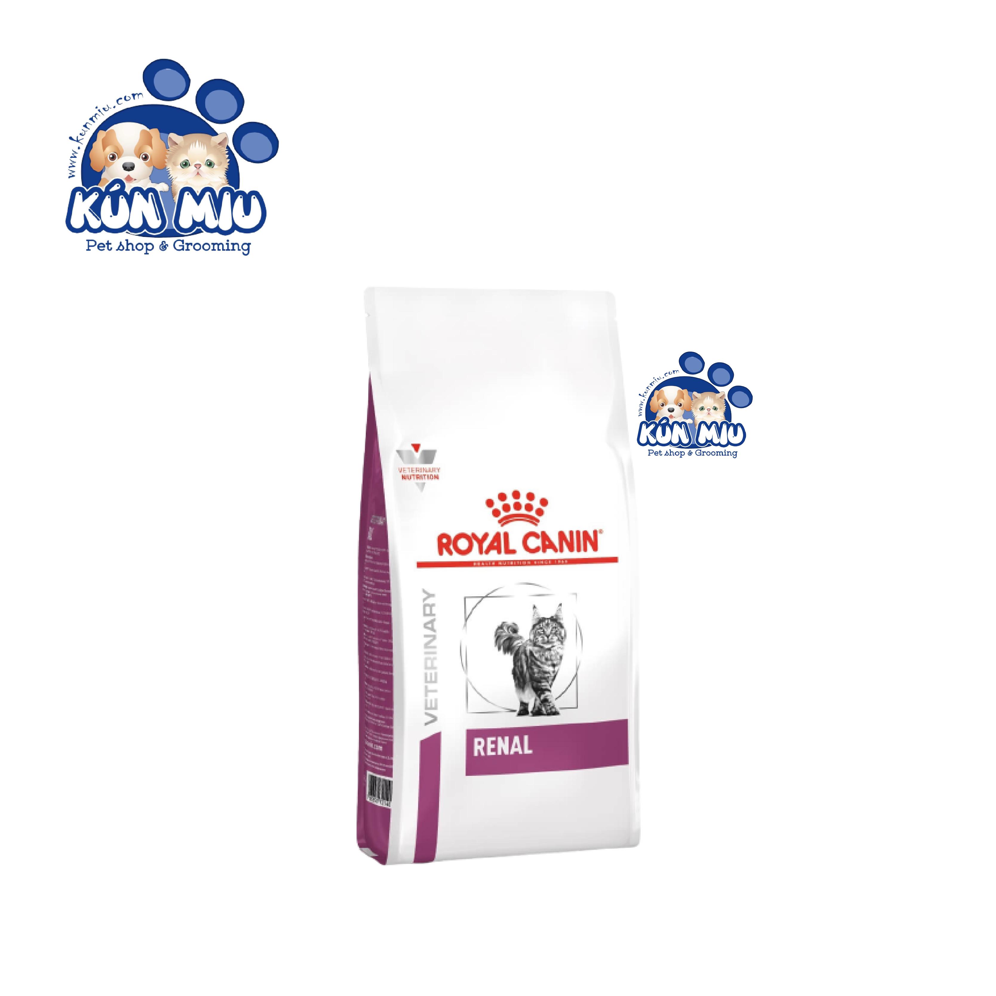 Thức ăn cho mèo Royal Canin Renal Feline