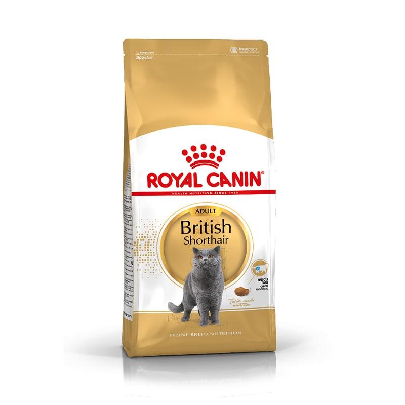 Thức ăn cho mèo Royal Canin British Shorthair Adult