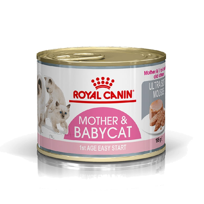 Pate cho mèo Royal Canin Mother & Babycat 195g