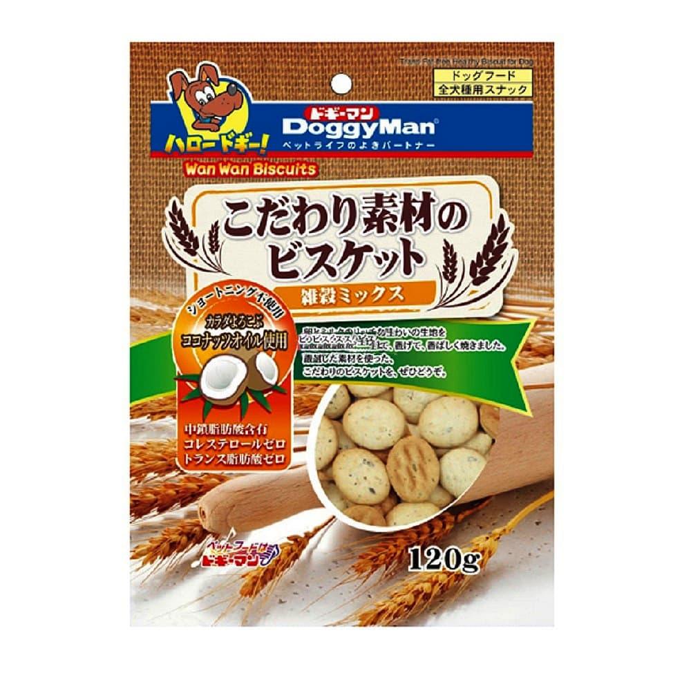 Bánh quy dừa cho chó DoggyMan 120g