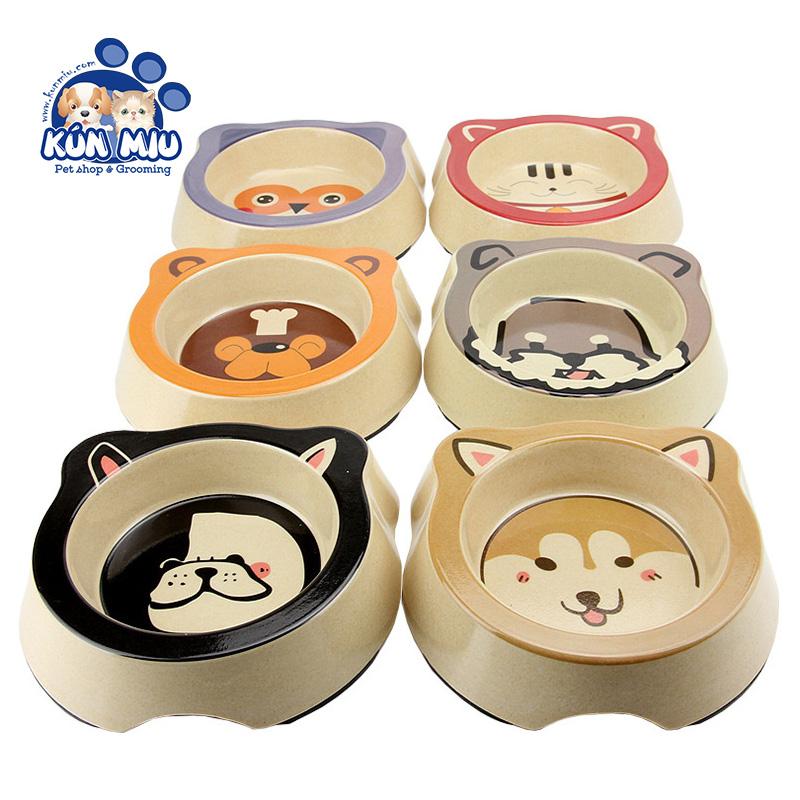 Bát ăn cho chó mèo Bobo 3141Z (BT)