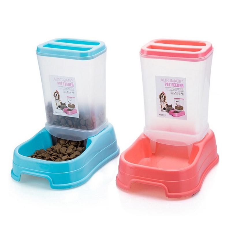 Bát ăn tự động cho chó mèo 0111 (BT)