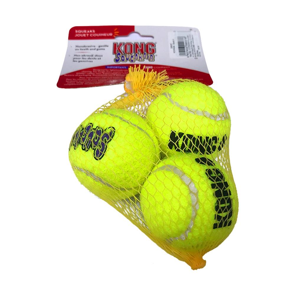 Bóng đồ chơi cho chó Kong Air Dog Squeaker 1 quả