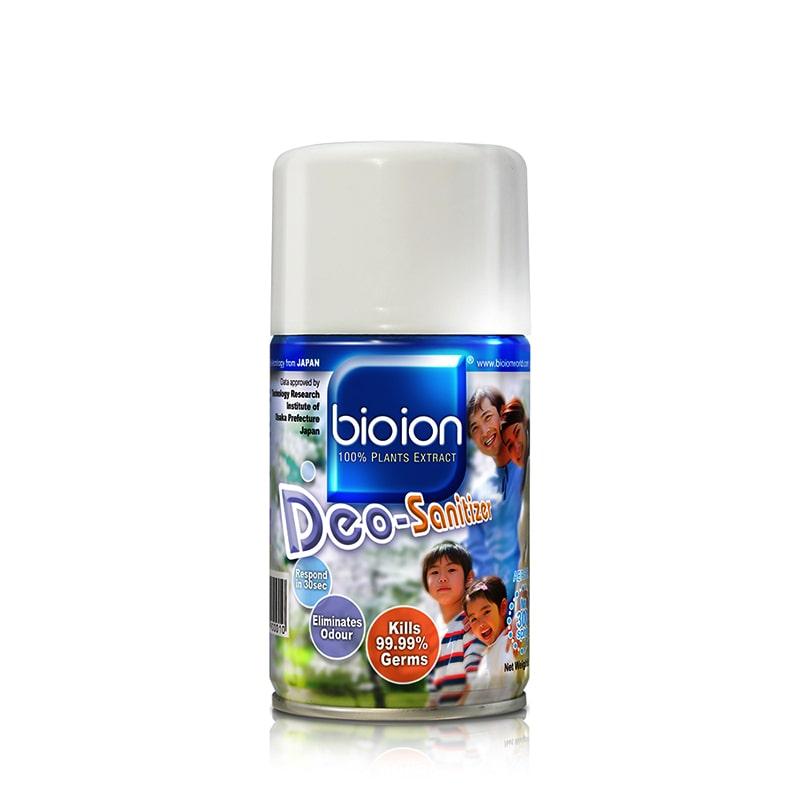 Bình xịt khử mùi vệ sinh phòng Bioion Deo Sanitizer 250ml