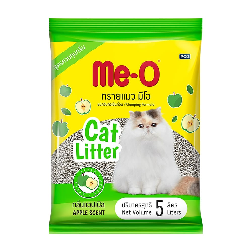 Cát vệ sinh cho mèo Me-O 5L