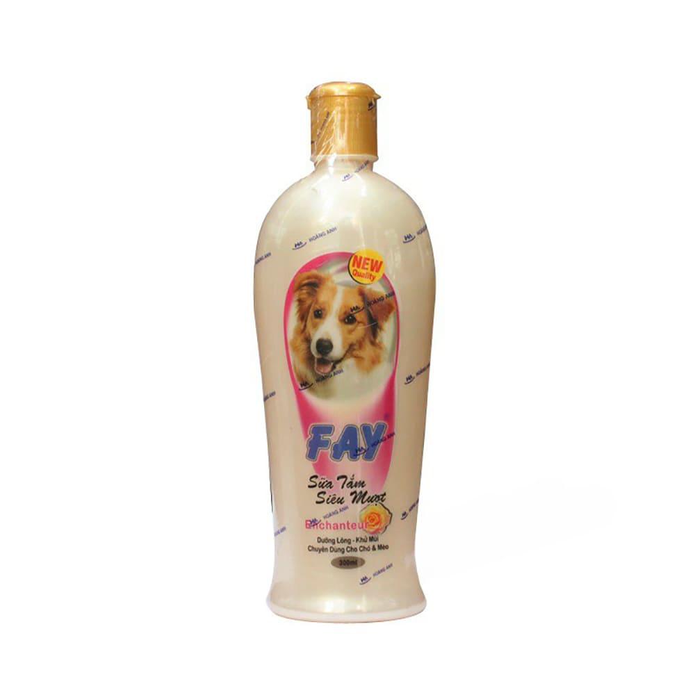 Sữa tắm siêu mượt Fay SM Enchanteur