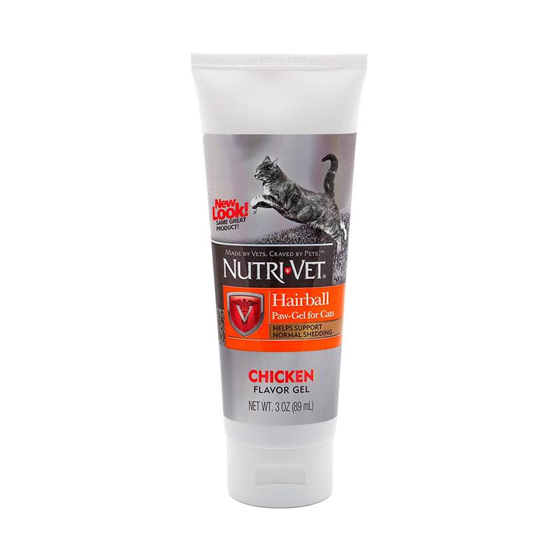 Gel dinh dưỡng giúp tiêu búi lông Nutri Vet Hairball 89ml