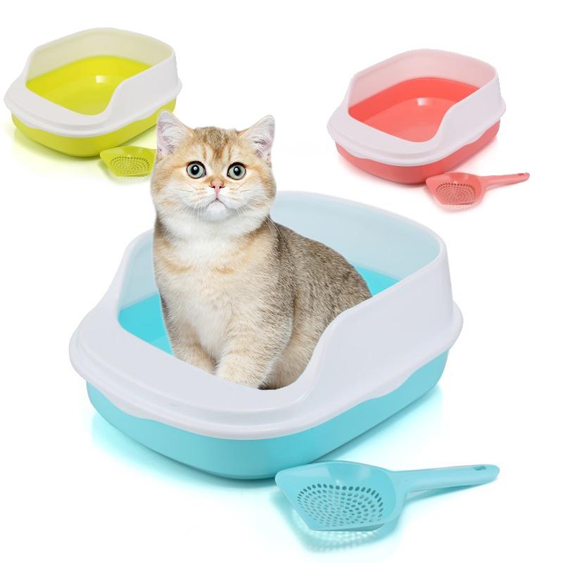 Khay vệ sinh cho mèo thành cao 0053