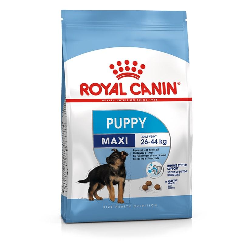 Thức ăn cho chó Royal Canin Maxi Puppy