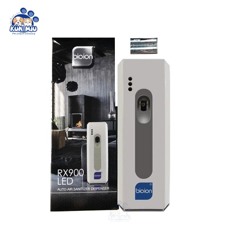 Máy xịt khử mùi tự động Bioion RX 900 LED Dispenser