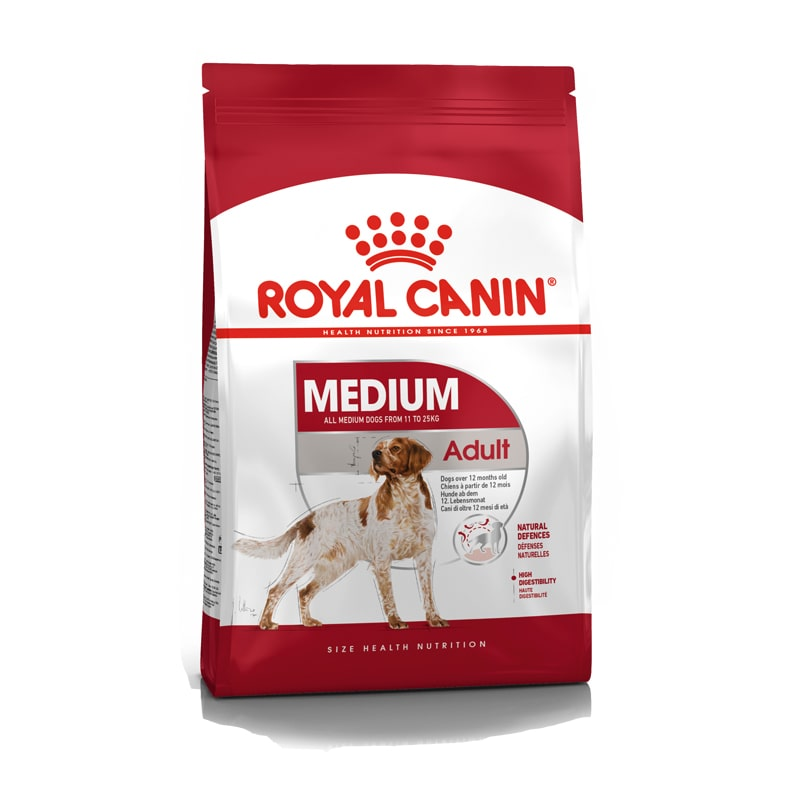 Thức ăn cho chó Royal Canin Medium Adult