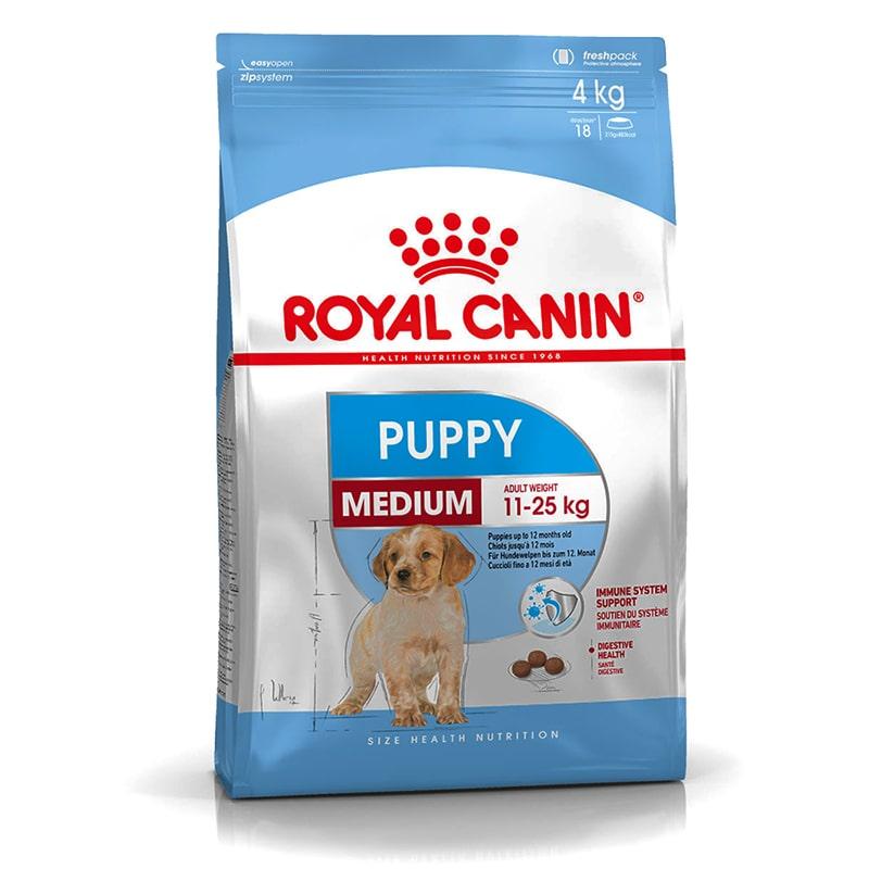 Thức ăn cho chó Royal Canin Medium Puppy