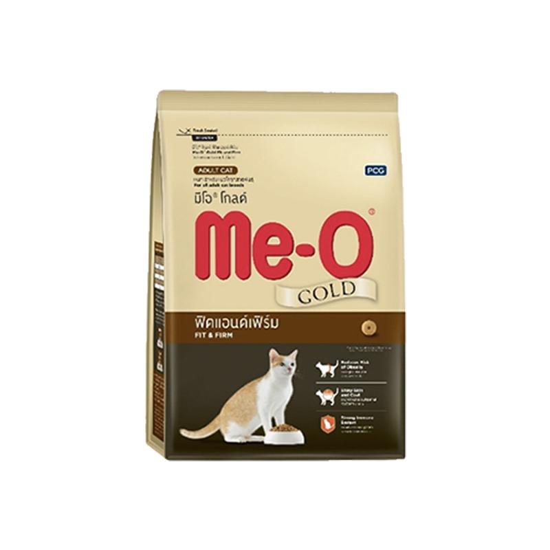 Thức ăn cho mèo ít vận động Me-o Gold Fit and Firm 400g