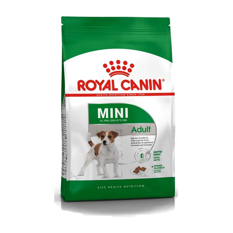 Thức ăn cho chó Royal Canin Mini Adult