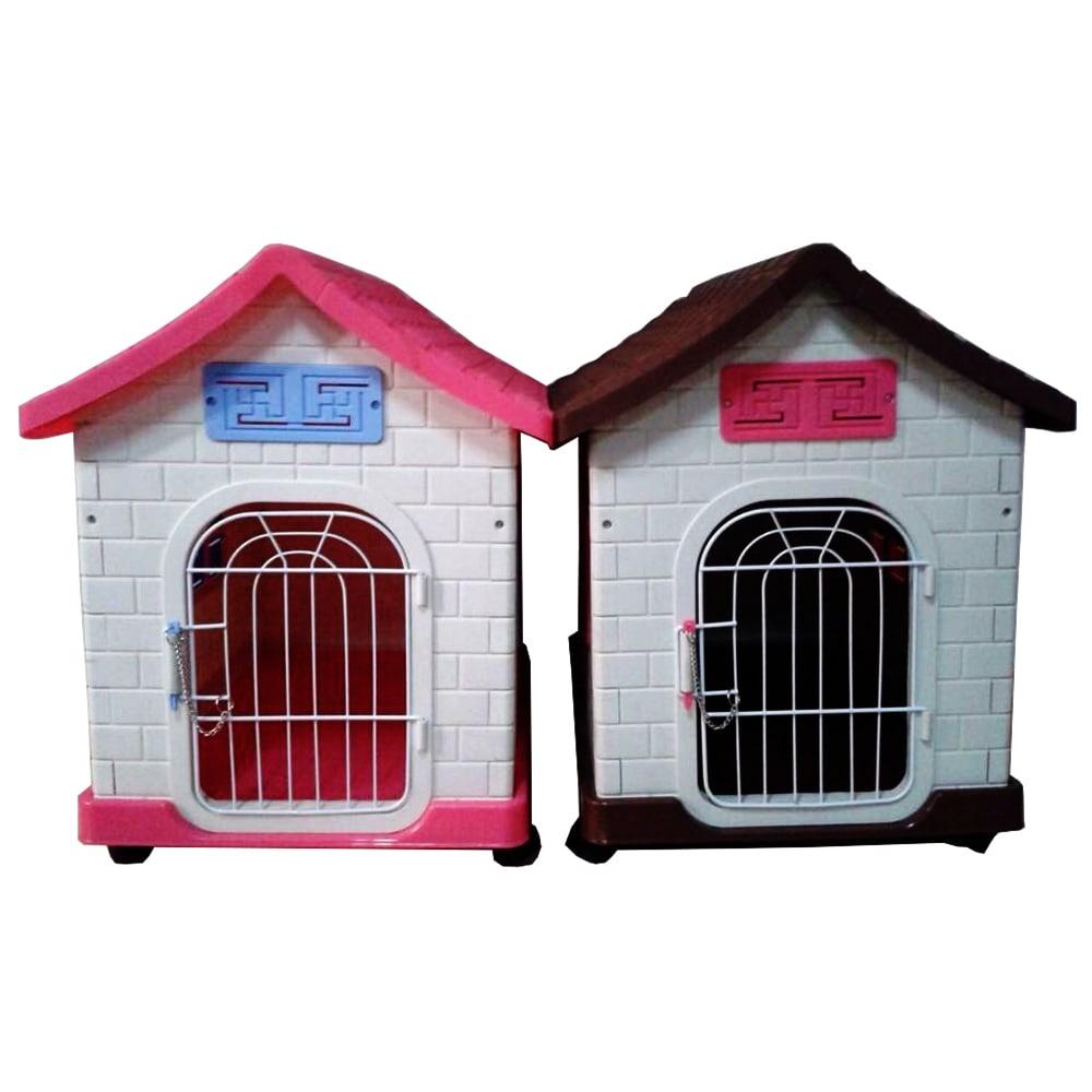 Nhà nhựa cho chó mèo