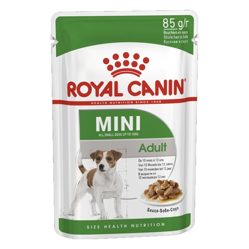 Pate cho chó Royal Canin Mini Adult 85g