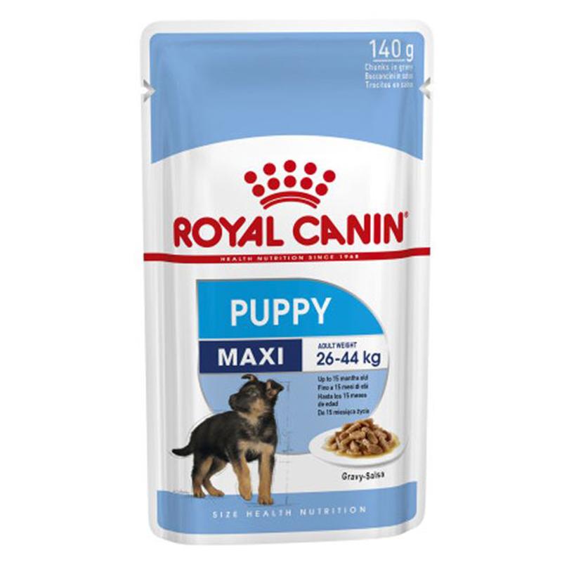 Pate cho chó Royal Canin Maxi puppy 140g