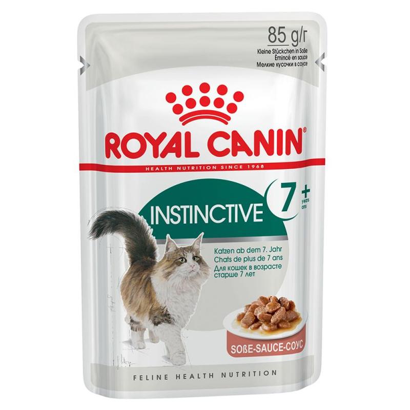 Thức ăn cho mèo Pate Royal Canin Instinctive 7+