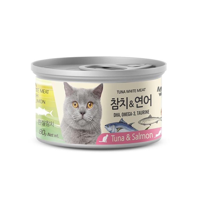 Thức ăn cho mèo Pate dạng thịt hầm MeoWow 80g