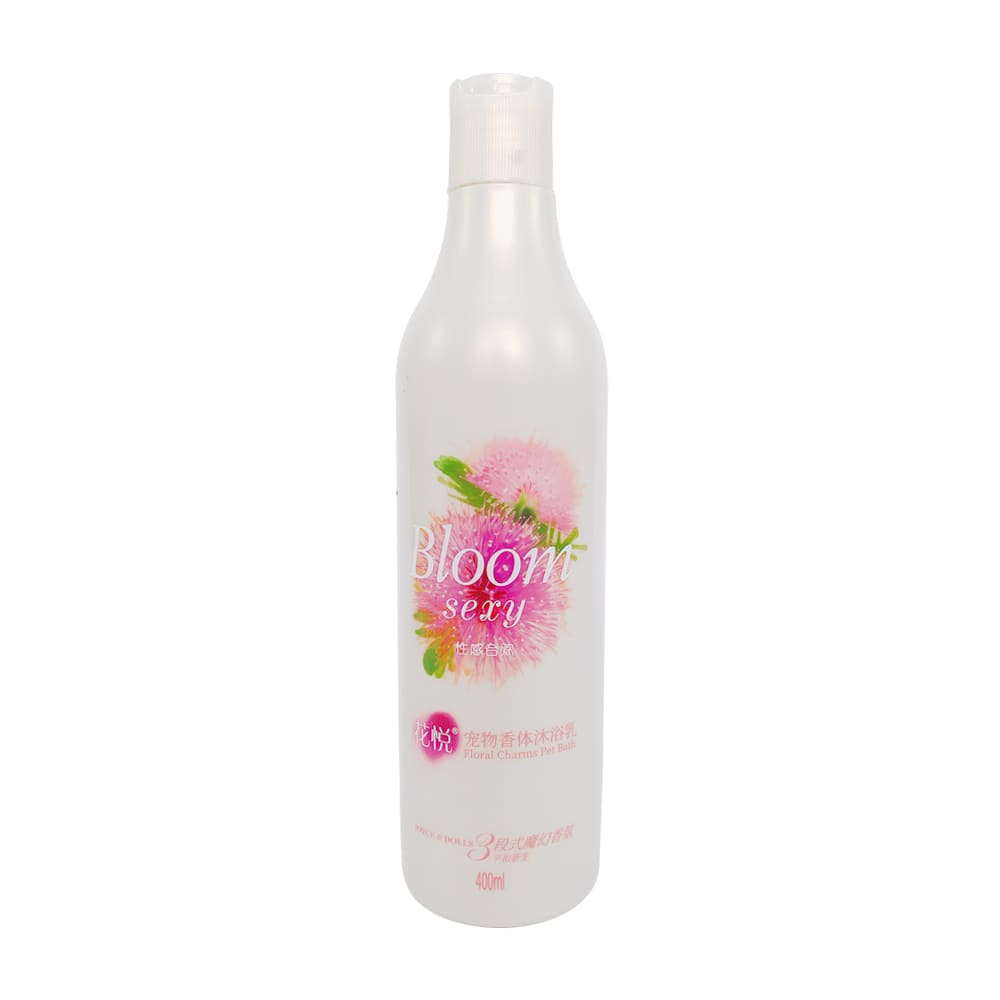 Sữa tắm chó mèo Joyce & Dolls Bloom sexy  400ml