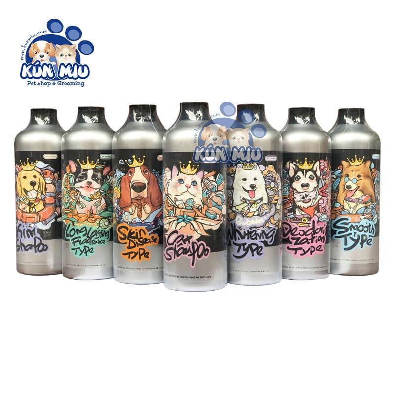 Sữa tắm cho chó mèoK PET 500ml