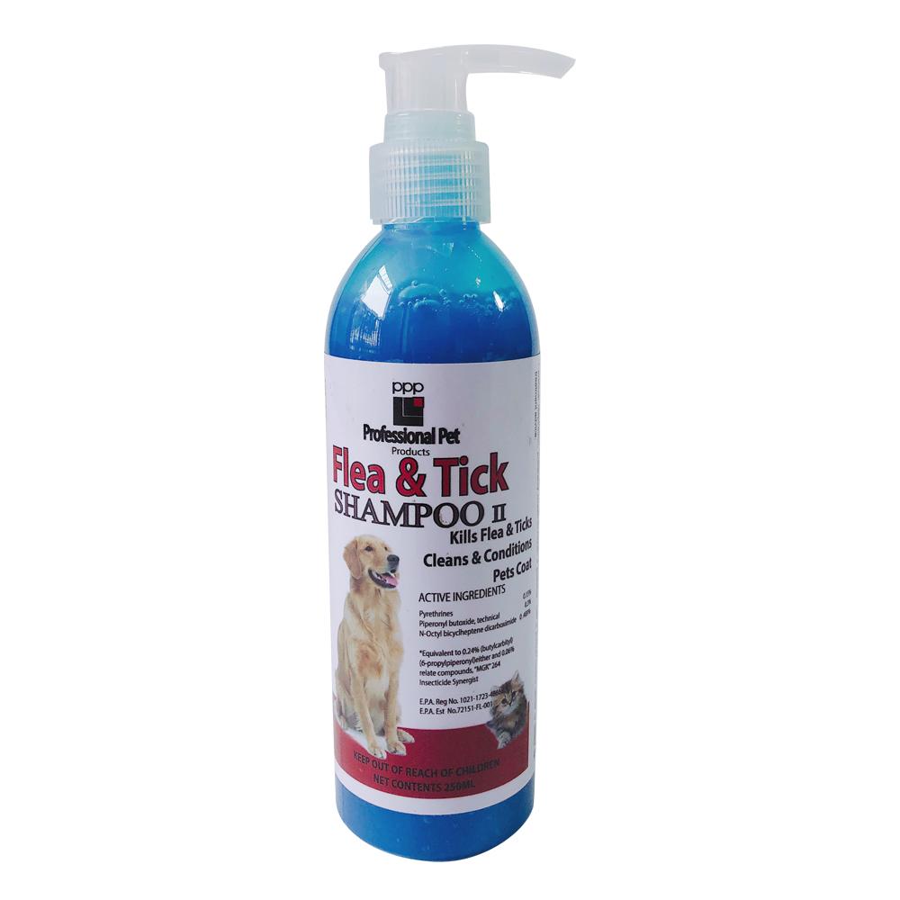 Sữa tắm trị ve rận PPP Flea Tick 400ml