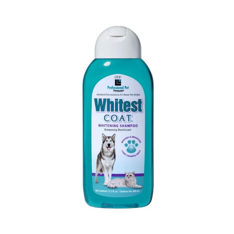 Sữa tắm chó mèo lông sáng PPP Whitest
