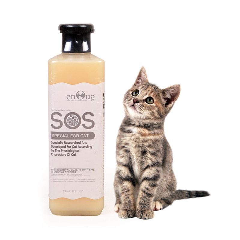 Sữa tắm SOS dành cho mèo 530ml