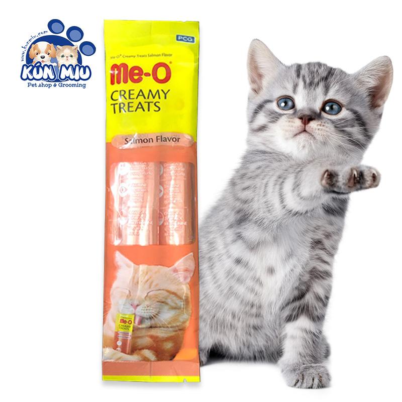Súp dinh dưỡng cho mèo Me-o 2 thanh