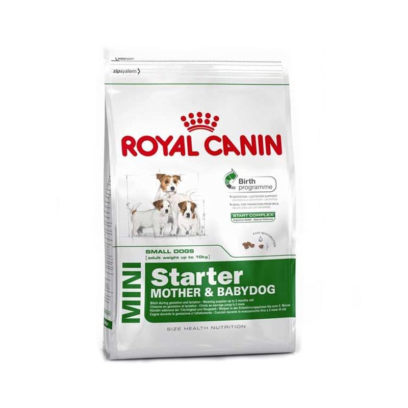Thức ăn cho chó Royal Canin Mini Starter Mother & Baby Dog