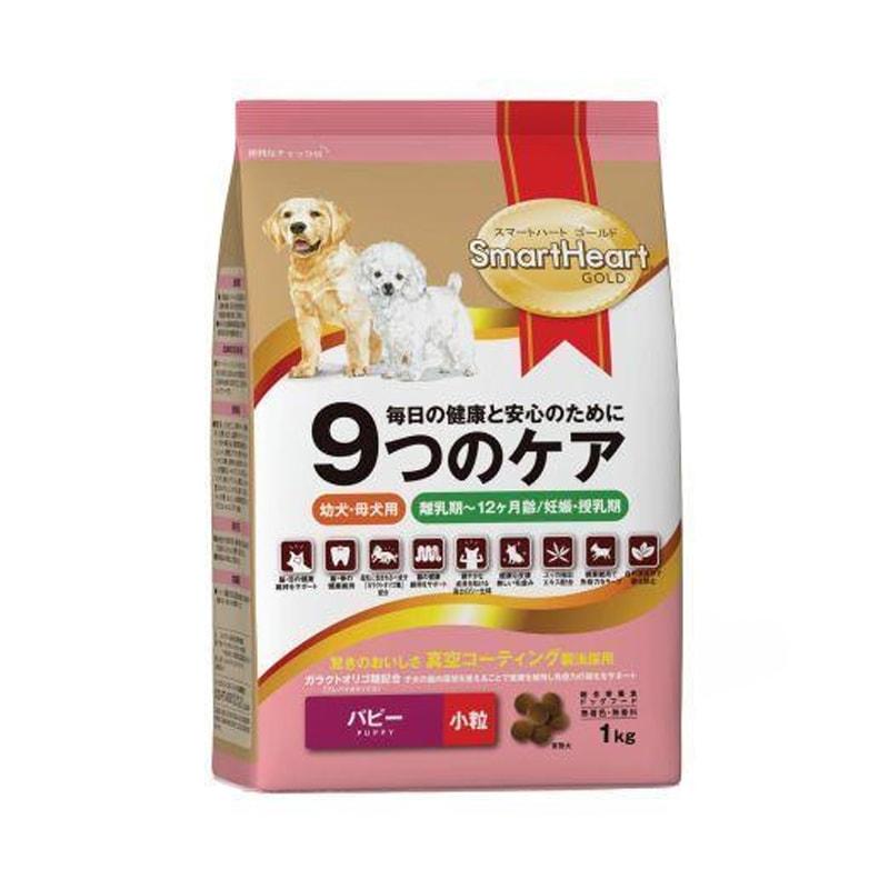 Thức ăn cho chó con Smartheart Gold 1kg