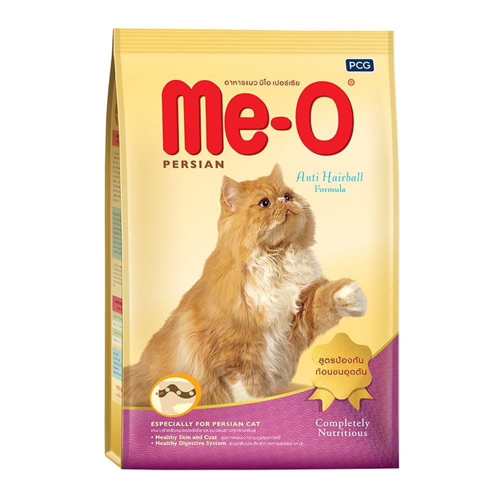 Thức ăn cho mèo Me-O Persian Anti Hairball
