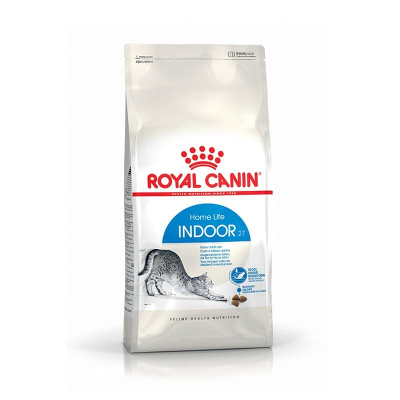 Thức ăn cho mèo Royal Canin Indoor 27