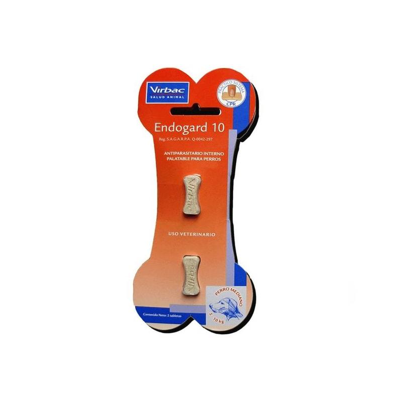 Thuốc tẩy giun Endogard 10 VirBac