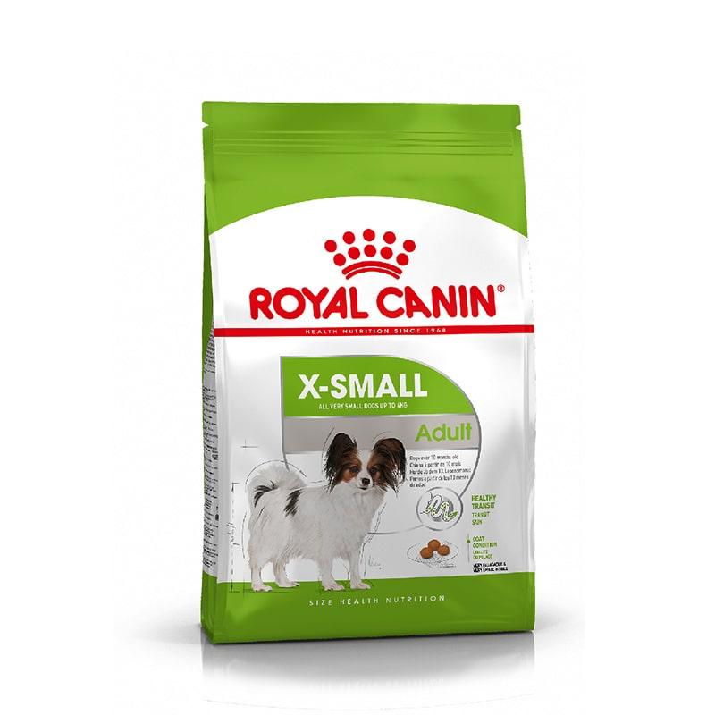 Thức ăn cho chó Royal Canin Xsmall Adult