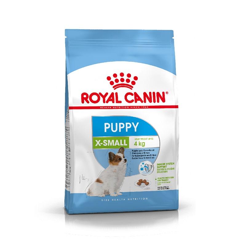 Thức ăn cho chó Royal Canin Xsmall Puppy