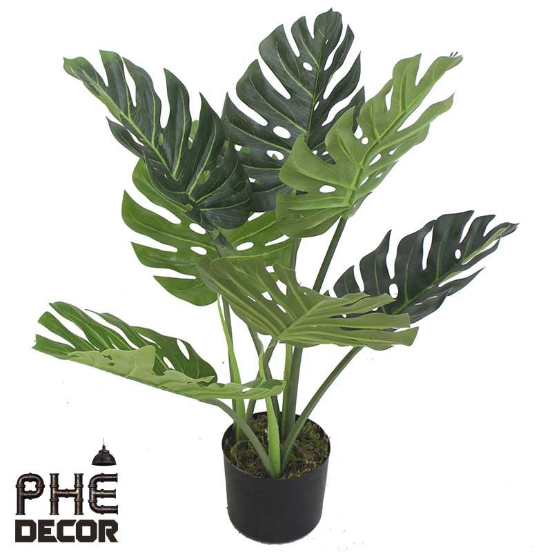 hot-sale-artificial-monstera-leaves-plants-plastic