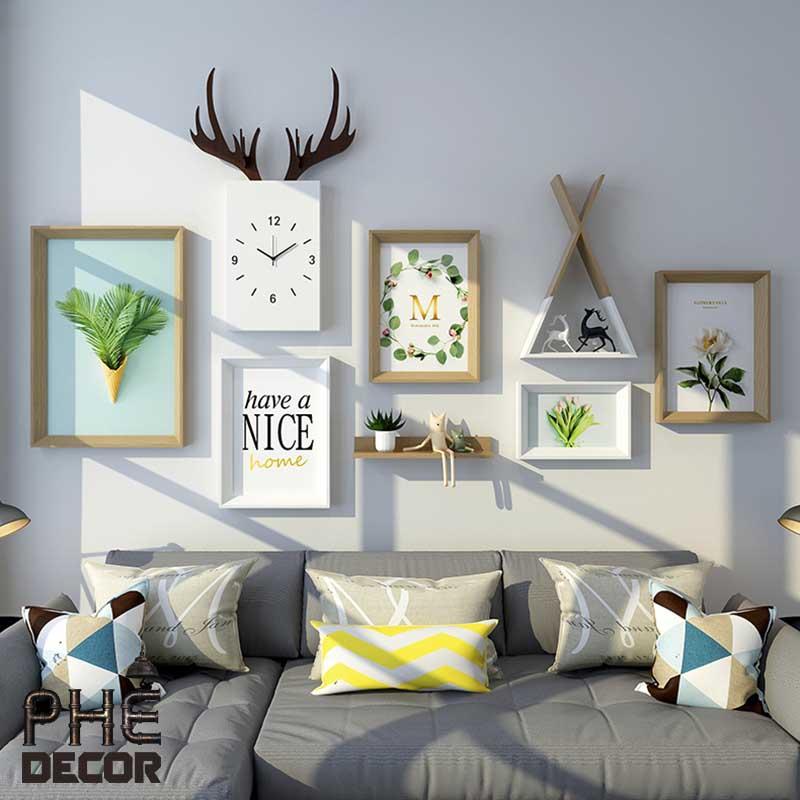 set-tranh-canvas-nhieu-kich-thuoc-ket-hop-dong-ho-tt03