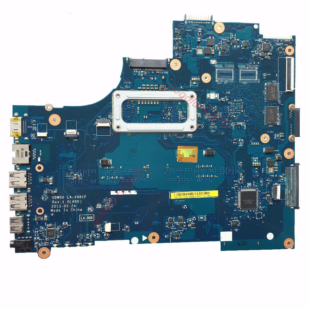 Main Dell Inspiron 5537-3537 CPU I7