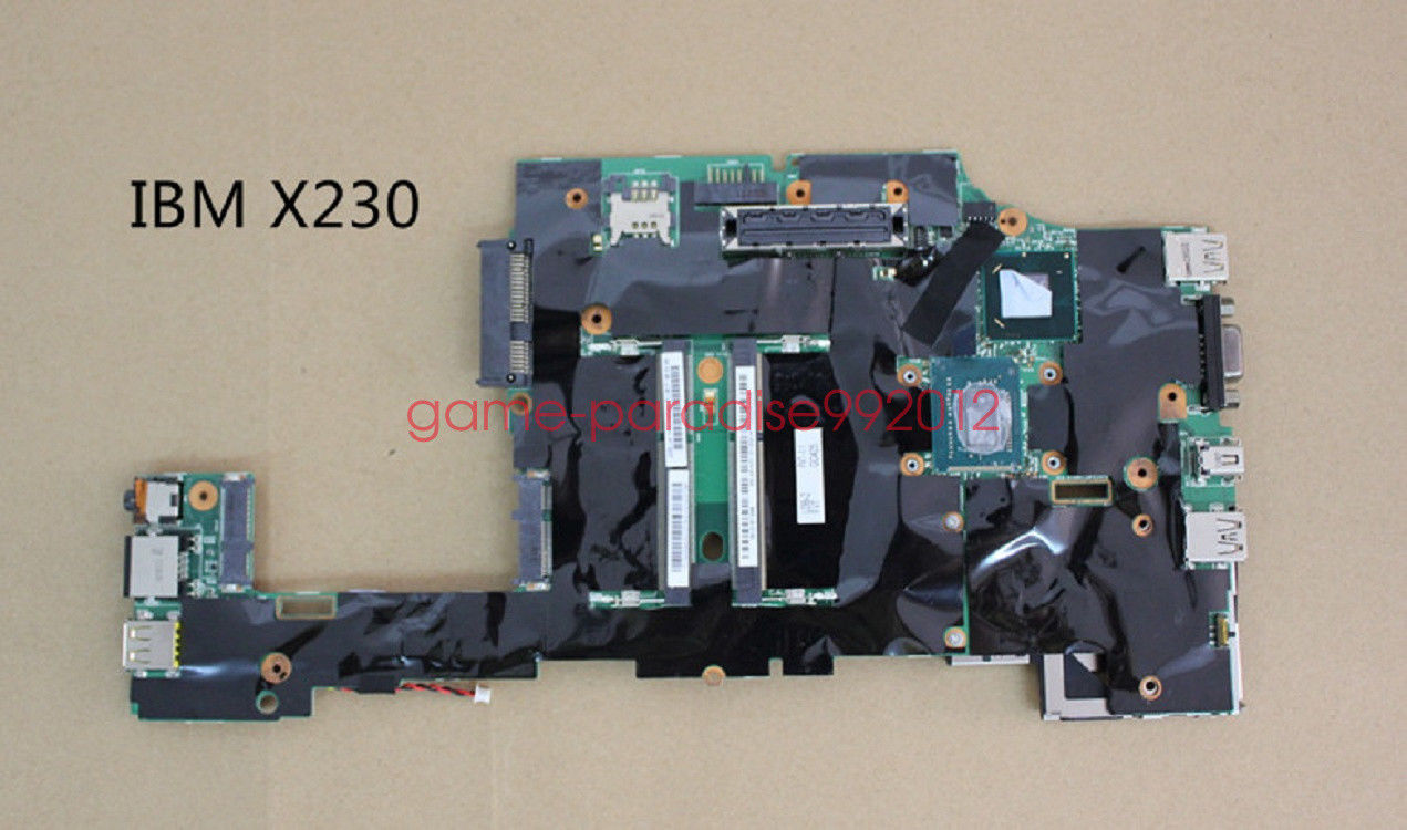 Main Lenovo ThinkPad X230S NM-A021 CPU I5-3320M